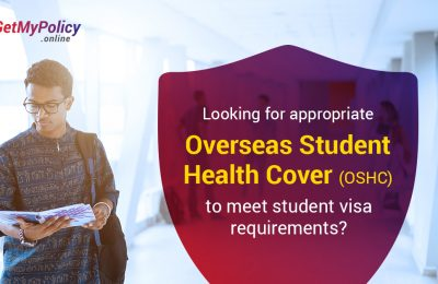 Compare & Buy The Best Overseas Student Health Cover (OSHC)